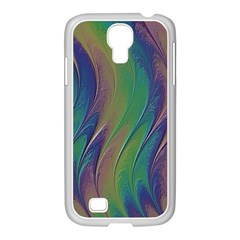 Texture Abstract Background Samsung Galaxy S4 I9500/ I9505 Case (white) by Nexatart