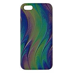 Texture Abstract Background Iphone 5s/ Se Premium Hardshell Case by Nexatart