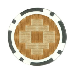 Texture Surface Beige Brown Tan Poker Chip Card Guard