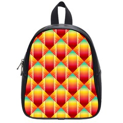 The Colors Of Summer School Bags (small)  by Nexatart
