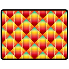 The Colors Of Summer Fleece Blanket (large)  by Nexatart