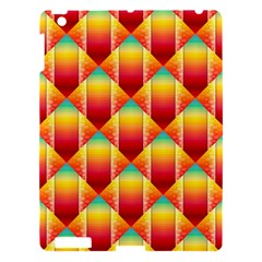 The Colors Of Summer Apple Ipad 3/4 Hardshell Case