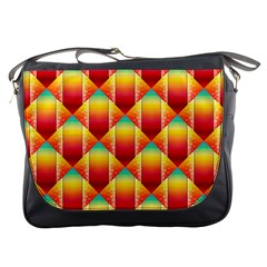 The Colors Of Summer Messenger Bags