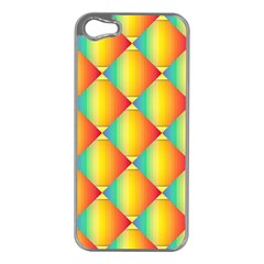 The Colors Of Summer Apple Iphone 5 Case (silver)