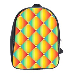 The Colors Of Summer School Bags (xl)