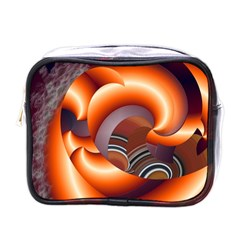 The Touch Digital Art Mini Toiletries Bags