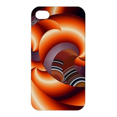 The Touch Digital Art Apple Iphone 4/4s Hardshell Case