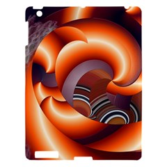 The Touch Digital Art Apple Ipad 3/4 Hardshell Case
