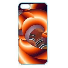 The Touch Digital Art Apple Seamless Iphone 5 Case (color)