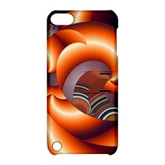 The Touch Digital Art Apple Ipod Touch 5 Hardshell Case With Stand