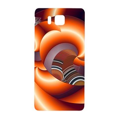 The Touch Digital Art Samsung Galaxy Alpha Hardshell Back Case by Nexatart