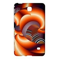 The Touch Digital Art Samsung Galaxy Tab 4 (8 ) Hardshell Case