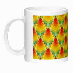 The Colors Of Summer Night Luminous Mugs