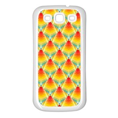 The Colors Of Summer Samsung Galaxy S3 Back Case (white)