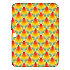 The Colors Of Summer Samsung Galaxy Tab 3 (10 1 ) P5200 Hardshell Case