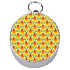 The Colors Of Summer Silver Compasses by Nexatart
