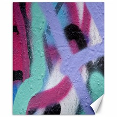 Texture Pattern Abstract Background Canvas 11  X 14