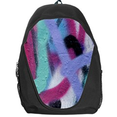 Texture Pattern Abstract Background Backpack Bag by Nexatart
