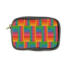 Texture Surface Rainbow Festive Coin Purse by Nexatart