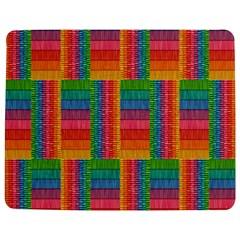 Texture Surface Rainbow Festive Jigsaw Puzzle Photo Stand (rectangular) by Nexatart