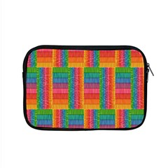 Texture Surface Rainbow Festive Apple Macbook Pro 15  Zipper Case by Nexatart