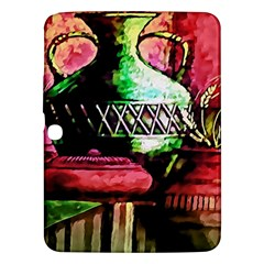 Three Earthen Vases Samsung Galaxy Tab 3 (10 1 ) P5200 Hardshell Case  by Nexatart
