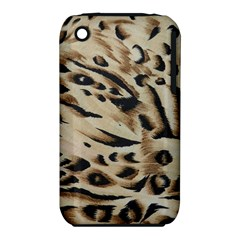 Tiger Animal Fabric Patterns Iphone 3s/3gs