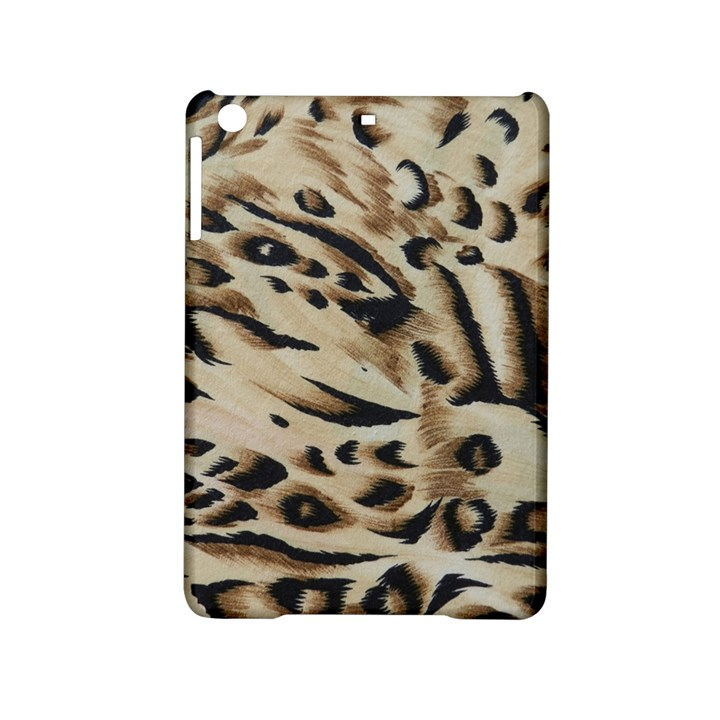 Tiger Animal Fabric Patterns iPad Mini 2 Hardshell Cases