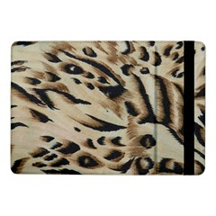 Tiger Animal Fabric Patterns Samsung Galaxy Tab Pro 10 1  Flip Case