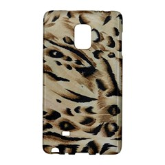 Tiger Animal Fabric Patterns Galaxy Note Edge