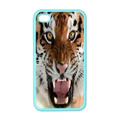 Tiger  Apple Iphone 4 Case (color)
