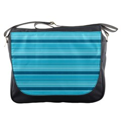 The Background Strips Messenger Bags