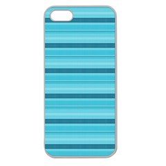 The Background Strips Apple Seamless Iphone 5 Case (clear) by Nexatart