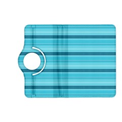 The Background Strips Kindle Fire Hd (2013) Flip 360 Case
