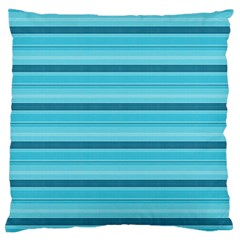 The Background Strips Standard Flano Cushion Case (two Sides) by Nexatart