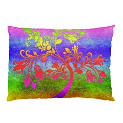 Tree Colorful Mystical Autumn Pillow Case