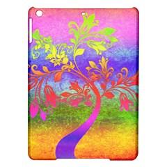 Tree Colorful Mystical Autumn Ipad Air Hardshell Cases by Nexatart