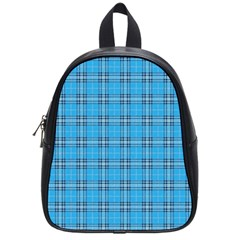 The Checkered Tablecloth School Bags (small)