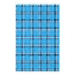 The Checkered Tablecloth Shower Curtain 48  X 72  (small)  by Nexatart