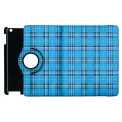 The Checkered Tablecloth Apple Ipad 2 Flip 360 Case by Nexatart