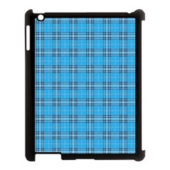 The Checkered Tablecloth Apple Ipad 3/4 Case (black) by Nexatart
