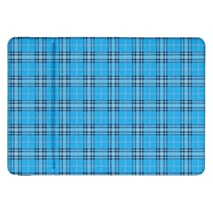The Checkered Tablecloth Samsung Galaxy Tab 8 9  P7300 Flip Case