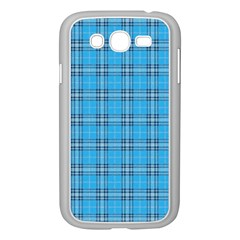 The Checkered Tablecloth Samsung Galaxy Grand Duos I9082 Case (white)