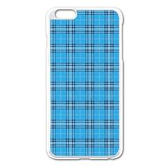 The Checkered Tablecloth Apple Iphone 6 Plus/6s Plus Enamel White Case