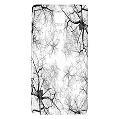 Tree Knots Bark Kaleidoscope Galaxy Note 4 Back Case
