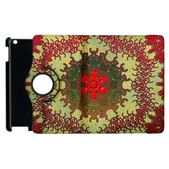 Tile Background Image Color Pattern Apple Ipad 2 Flip 360 Case