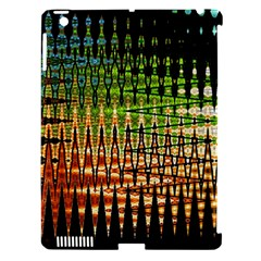 Triangle Patterns Apple Ipad 3/4 Hardshell Case (compatible With Smart Cover)