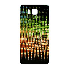 Triangle Patterns Samsung Galaxy Alpha Hardshell Back Case