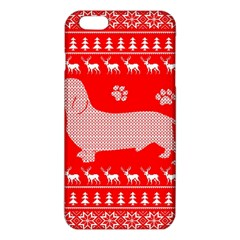 Ugly X Mas Design Iphone 6 Plus/6s Plus Tpu Case by Nexatart