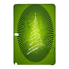 Vector Chirstmas Tree Design Samsung Galaxy Tab Pro 12 2 Hardshell Case by Nexatart